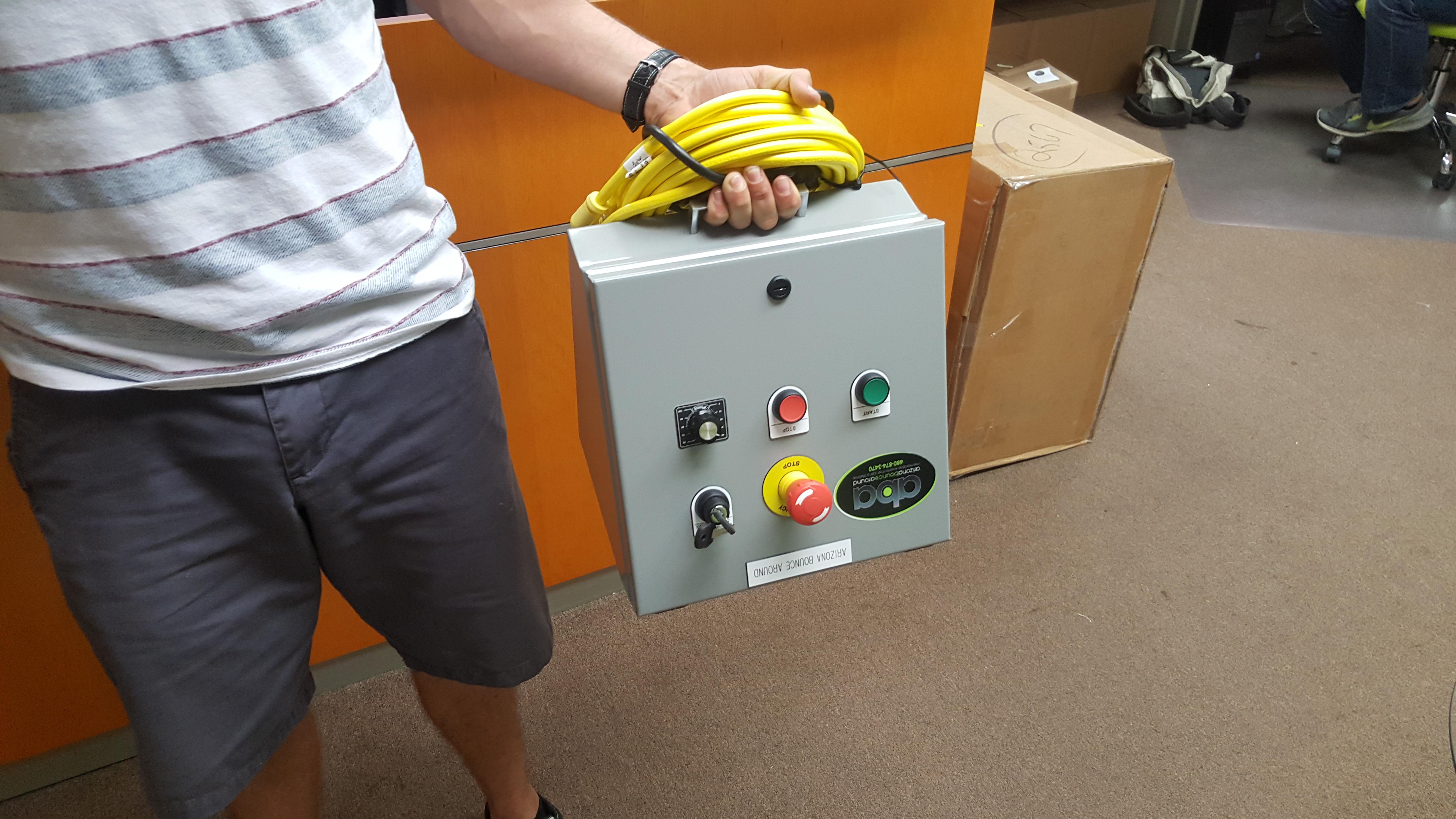 Mini Operator Console